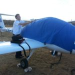 LIGHT AIRCRAFT SELF-FLY