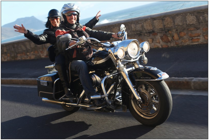 HARLEY DAVIDSON EXPERIENCE