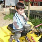 Quad Biking with Family Picnic