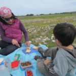 Quad biking and picnic in flowers  (14)