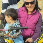 Quad biking and picnic in flowers  (25)
