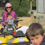 Quad biking and picnic in flowers  (27)