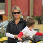Quad biking and picnic in flowers  (30)