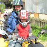 Quad biking and picnic in flowers  (40)