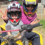 Quad biking and picnic in flowers  (42)