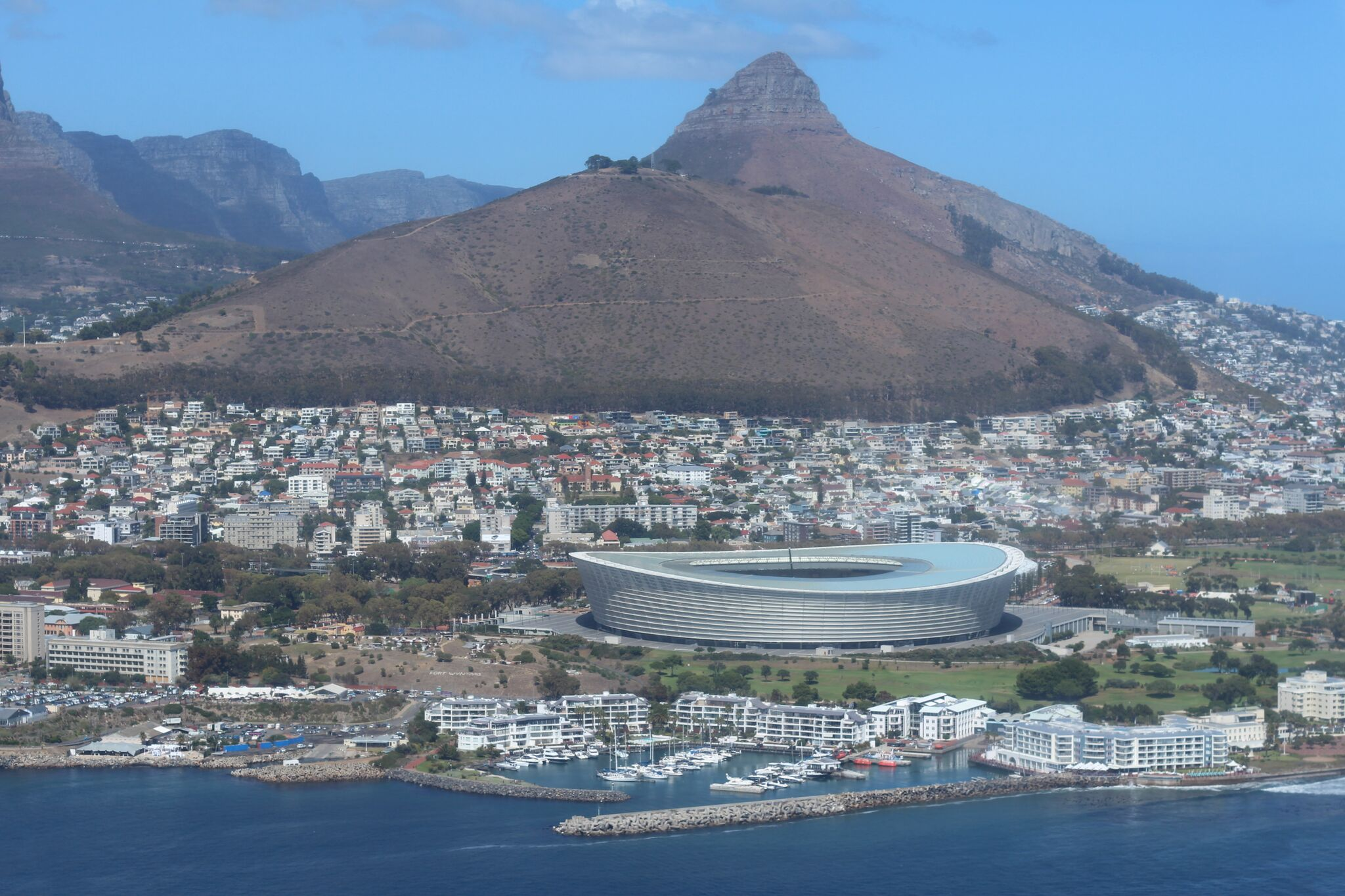 Cape Town Helicopter Flight  Sport Helicopters Gallery By Odette Butcher