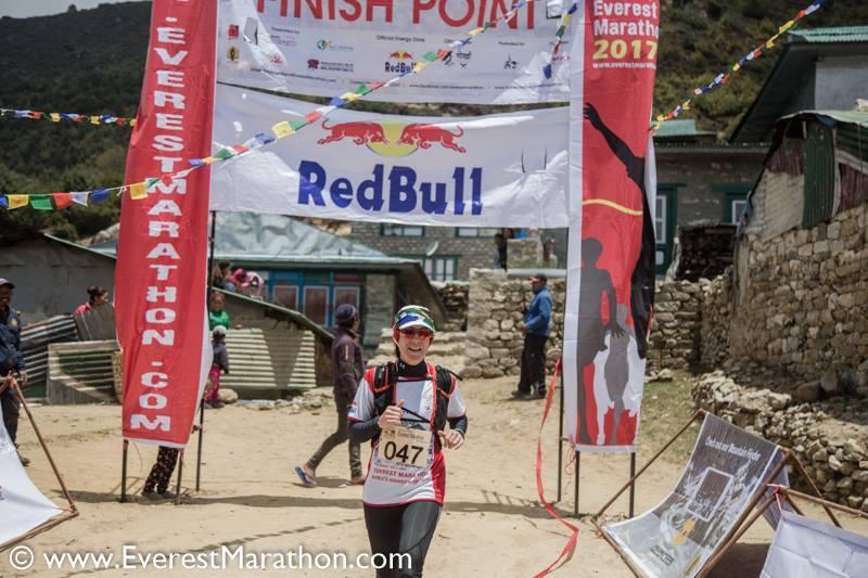 Everest Marathon | Bucket List Genie | Odette Butcher
