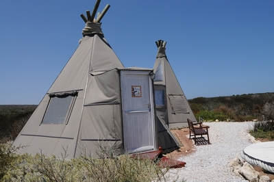 Wigwam Glamping Experience