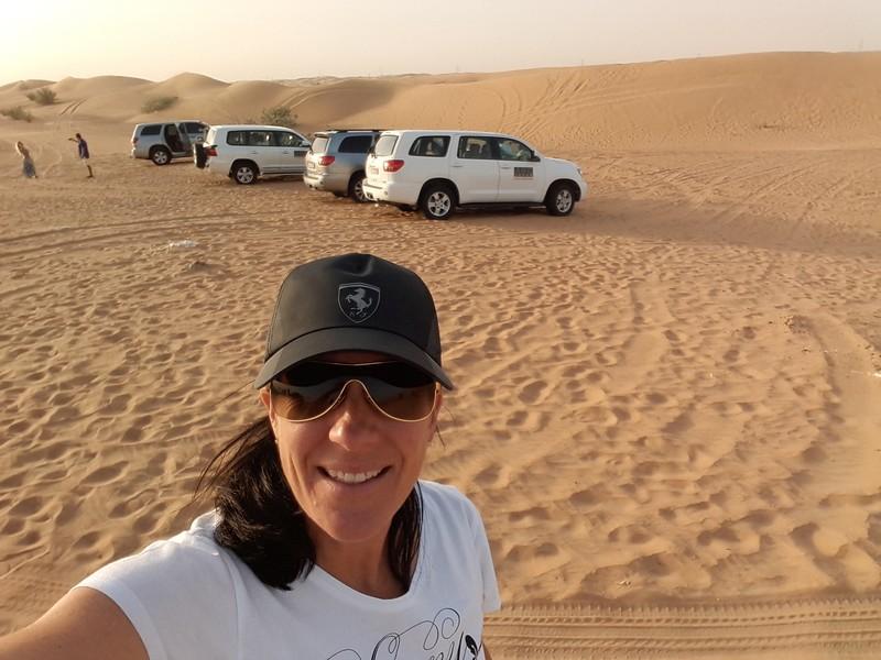 Extreme Dune Bashing